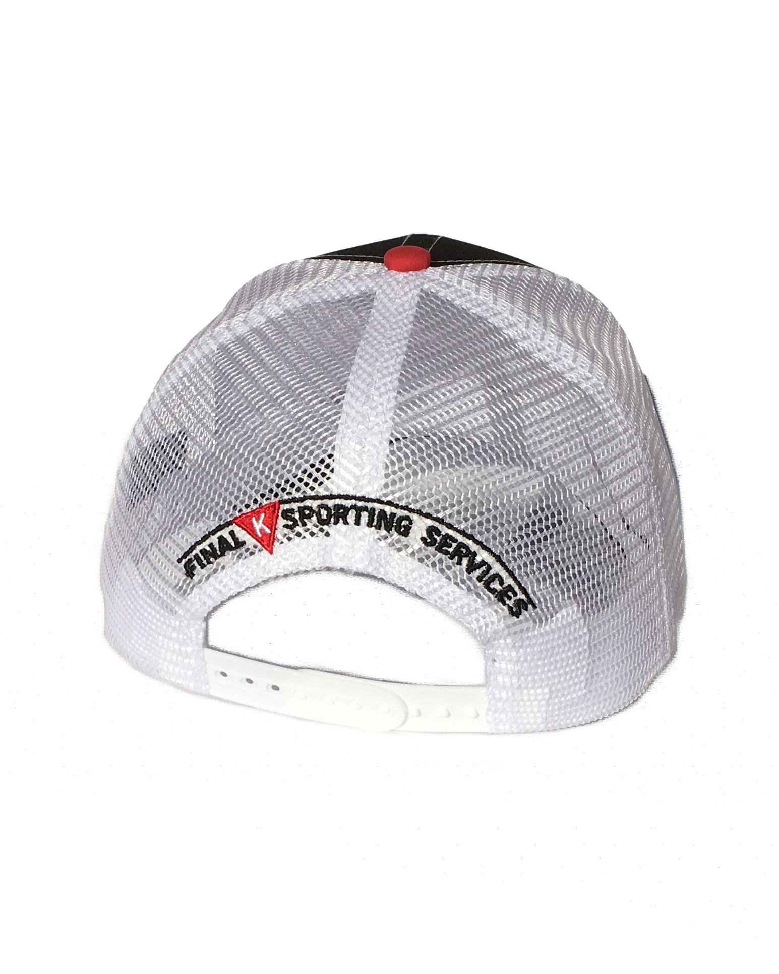 4e7240c0d BOCO Embroidered Technical Trucker Hat