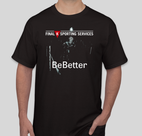 BeBetter Podcast Tee